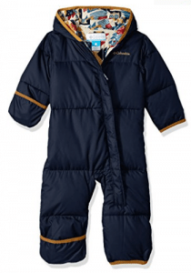Columbia Baby Boys' Snuggly Bunny Bunting, Collegiate Navy, Best Baby Snowsuits