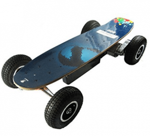 Electric Skateboard - OFF ROAD MASTER - Off Road Skateboards, 1000W Brushless Motor