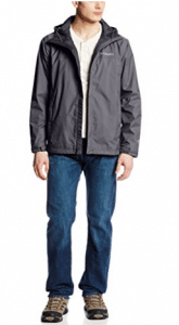 Columbia Men's Big & Tall Watertight II Packable Rain Jacket -  Columbia Jackets for Men