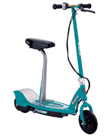 Razor E200S Seated Electric Scooter - Electric Scooter with seats