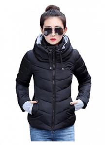 SITENG Winter Jacket Parkas for Women - Parka Jacket for Women