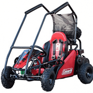 Coleman Powersports KT100 Gas Powered Off-Road Go-Kart - Off Road Go Karts