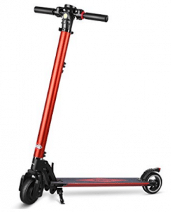 PARTU Electric Scooter Height Adjustable E-Scooter for Teenager &Adult, Electric Scooter for adults