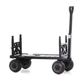 Mighty Max Cart Plus One Sports Utility Cart with All