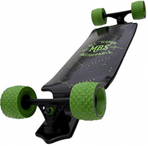 MBS All-Terrain Longboard - Off Road Skateboards