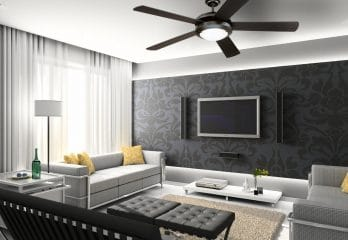 Top 10 Best Ceiling Fans With Lights in 2018 Review – Buyer's Guide