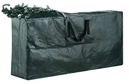 Elf Stor Bag for Christmas Tree Storage, X-Large - Christmas Tree Storage Bags Green