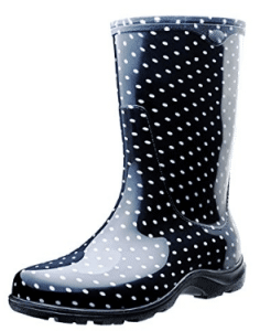 Sloggers 5013BP08 Rain and Garden Boots with All-Day-Comfort Insoles - Women's Rain Boots