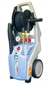 KranzleUSA K1122TST Cold Water Electric Commercial Pressure Washer with Auto On-Off