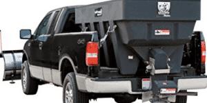 SaltDogg Electric Truck-Mount Salt Spreader, Model# SHPE2000