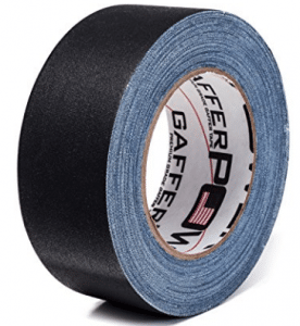 Real Premium Grade Gaffer Tape By GafferPower Made in the USA