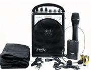 HISONIC HS120BT Portable PA System with Wireless