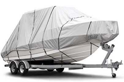 Budge 600 Denier Boat Cover fits Hard Top / T-Top Boats B-621-X7