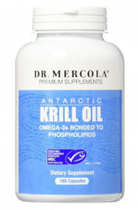 Dr. Mercola Antarctic Krill Oil
