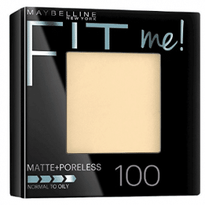 Maybelline New York Fit Me Matte Plus Poreless Powders