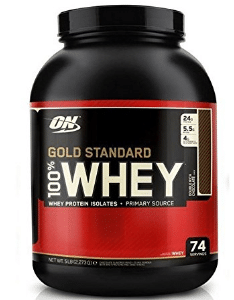 Optimum Nutrition Gold Standard 100% Whey Protein Powder, Whey Proteins For Men