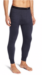 Duofold Men's Mid-Weight Wicking Thermal Pant - Men's Long Underwear
