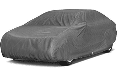 OxGord Signature Car Cover - 100 Water-Proof 5 Layers - True Mastepiece