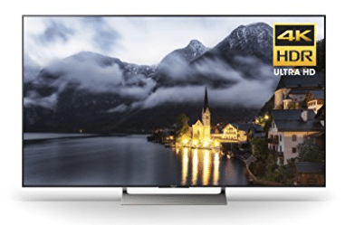 Sony XBR65X900E 65-Inch 4K Ultra HD Smart LED TV (2020 Model) - Outdoor LED TVs
