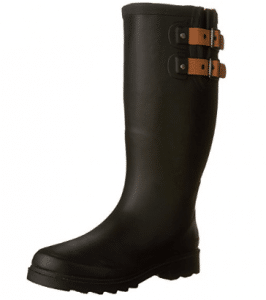 Chooka Women's Waterproof Solid Tall Rain Boot - Women's Rain Boots