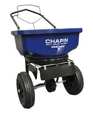 Top Rated Professional Commercial Rated Walk Behind Stainless Steel Rock Salt Spreader