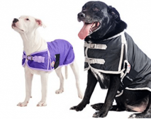 Derby Originals 600D Waterproof Dog Coat Insulated with 1 Year Limited Warranty, Dog Sweaters