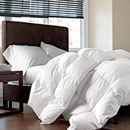 LUXURIOUS FULL / QUEEN Size Siberian GOOSE DOWN Comforter, Goose Down Comforters