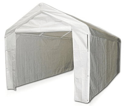 Caravan Canopy Side Wall Kit for Domain Carport