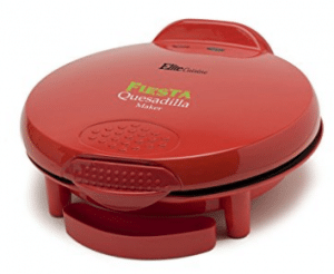 Quesadilla Makers, Elite Cuisine EQD-118 Maxi-Matic 11-Inch Non-Stick Quesadilla Maker