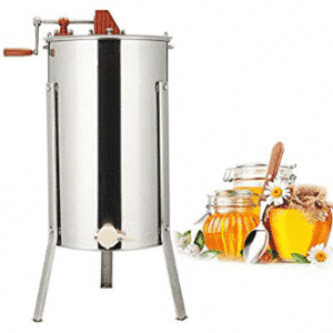 Tek Widget Pro 2 Frame Stainless Steel Manual Bee Honey Extractor