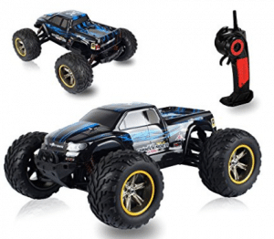 AMOSTING S911 33MPH 2.4GHz 2WD Off Road Waterproof Monster RC Truck