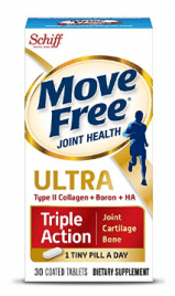 Move Free Ultra Triple Action, 30 tablets