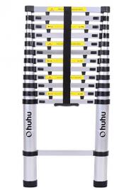 Ohuhu 12.5ft Aluminum Telescopic Extension Ladder