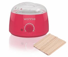 WONNIE Wax Warmer Pot for Hair Removal Electric Wax Beans Melts Machine