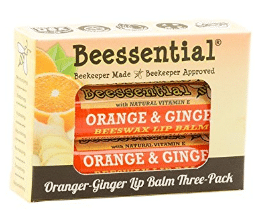 Beessential Beeswax Lip Balm