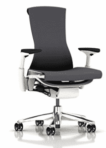 Herman Miller Embody Chair: Fully Adj Arms
