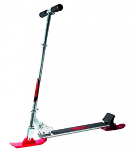 RAILZ Full Size Recreational Snow Kick Scooter - Snow Scooters