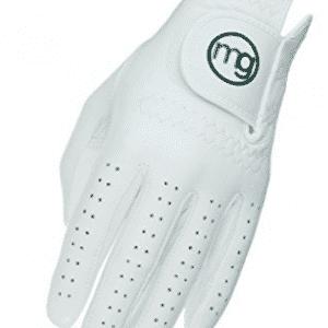 MG Golf DynaGrip All-Cabretta Leather Golf Glove (Men's Regular Sizes)