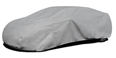 Budge Rain Barrier Car Cover Fits Sedans up to 200 inches, Waterproof RB-3