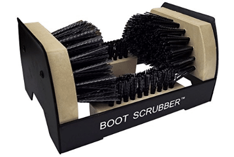 JobSite Boot Scrubber - Heavy Duty Welded Metal Frame