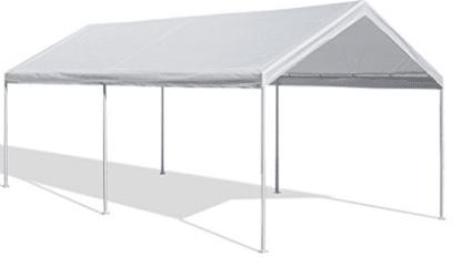 Caravan Canopy 10 X 20-Feet Domain Carport