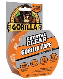 Gorilla Crystal Clear Gorilla Tape