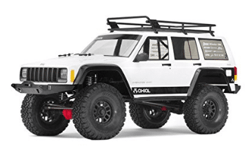 Axial SCX10 II 2000 Jeep Cherokee 1/10th Scale Electric 4WD