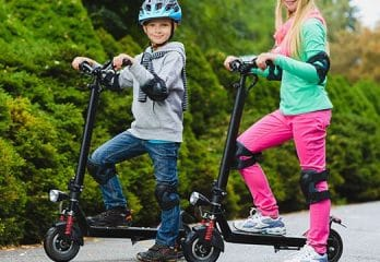 Top 10 Best Electric Scooter for Kids in 2018 – Buyer's Guide
