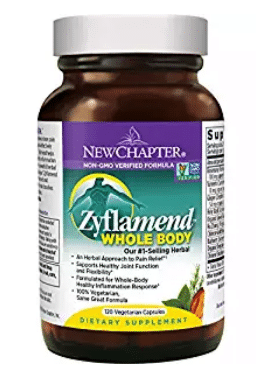 New Chapter Joint Supplement + Herbal Pain Relief - Zyflamend