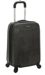 Rockland 20 Inch Polycarbonate Carry On