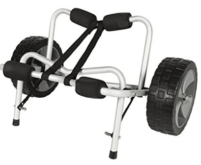 Best Choice Products SKY1251 Boat Kayak Canoe Carrier Dolly Trailer