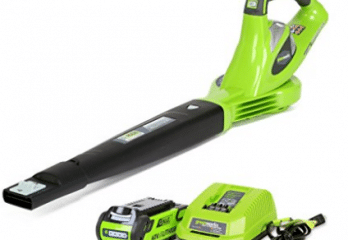 Top 10 Best Electric Leaf Blowers in 2018 – Buyer's Guide