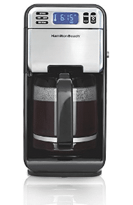 Hamilton Beach 46205 12-Cup Programmable Coffee Maker