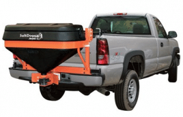 SaltDogg TGS05B 10.8 Cubic Foot Tailgate Salt Spreader
